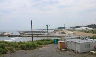 富岡漁港全体
